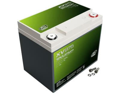XS Power Batteries PowerSports Series XV Lithium Battery XV975 XV975