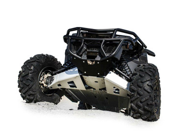 Rival Powersports Can Am Maverick X3 Alloy Front A Arm Guards 64 2444.7253.1