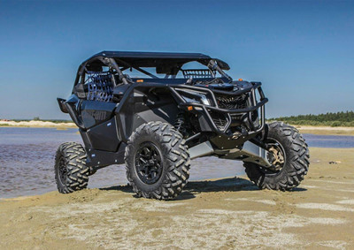Rival Powersports Can Am Maverick X3 64 / 72 Footwell Protection 2444.7252.1