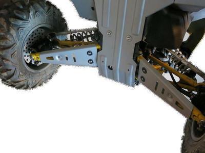 Rival Powersports Yamaha YXZ 1000 R / SE / SS / XT-R Alloy A Arm Guards Rear 24.7143.1-6