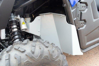 Rival Powersports Yamaha Wolverine / EPS / R-Spec / R-Spec EPS Footwell Protection 24.7137.1-4