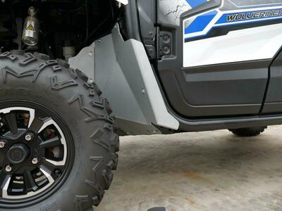 Rival Powersports Yamaha Wolverine X2 / R- Spec / R-Spec SE / X4 / SE Footwell Protection 24.7159.1-2