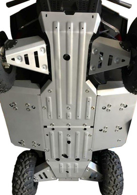 Rival Powersports Polaris Ranger 500 / 570 / 570 Mid Size Alloy A Arm Guards Rear 24.7440.1-5