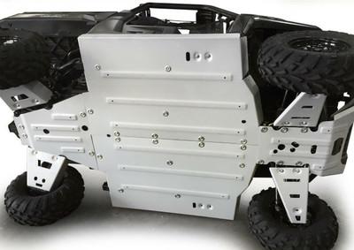 Rival Powersports Polaris Ranger 570 / 900 / 1000 XP / Diesel Alloy Full Skidplate Kit 2444.7430.1