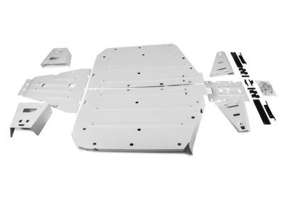 Rival Powersports Polaris Ranger 1000 / 1000 XP / EPS Alloy Full Skidplate Kit 2444.7448.1