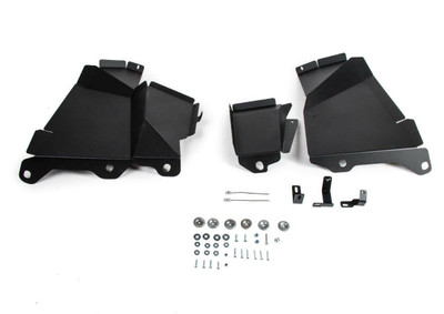 Rival Powersports Polaris Ranger 1000 / 1000 XP / CREW Footwell Protection 2444.7463.1