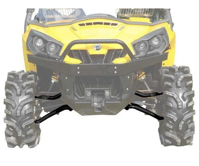 SuperATV Can-Am Commander High Clearance 1.5 Forward Offset A-Arms AA-CA-COM-HC-002-02