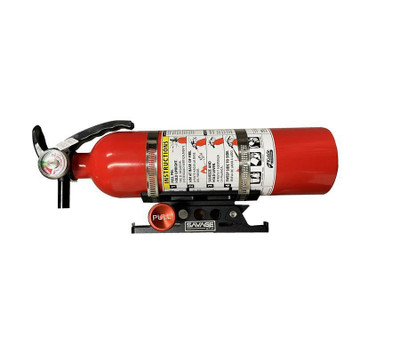 Savage UTV Savage Extinguisher Set SFEMSET