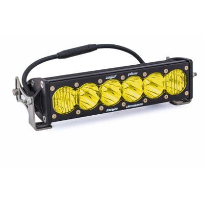 Baja Designs OnX6 10 LED Light Bar Driving/Combo Amber 451013
