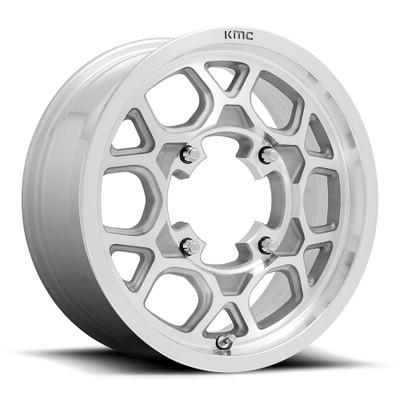 KMC KS133 Mesa Lite UTV Wheel 15X6 4X137 Machined KS13356048538
