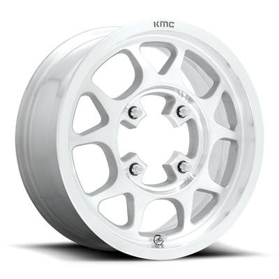KMC KS136 Toro UTV Wheel 15X6 4X156 Machined KS13656044538