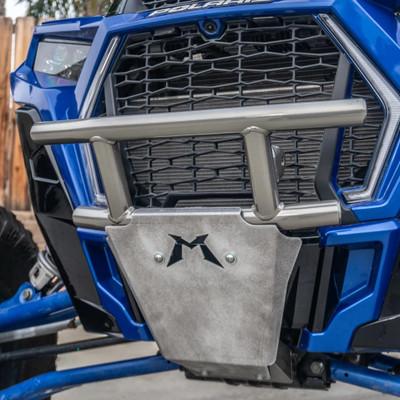 Madigan Polaris RZR Turbo S Mojave Front Bumper Madigan Motorsports 1806