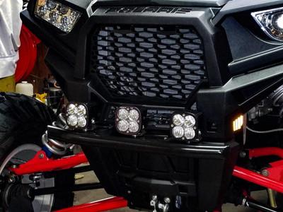 Madigan Polaris RZR XP 1000/Turbo Front Half Bumper Madigan Motorsports 1807