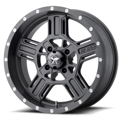 MSA M32 Axe UTV Wheel 15X7 4X137 Gray M32-05737G