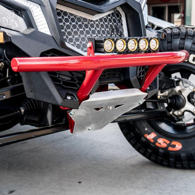 Madigan Can-Am Maverick X3 Bulkhead Front Bumper Madigan Motorsports 1811