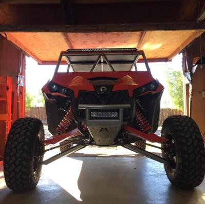 Madigan Can-Am Maverick Mojave Front Bumper Madigan Motorsports 1812