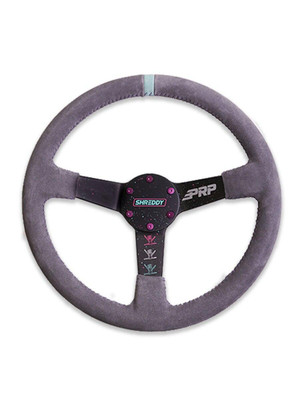 PRP Seats PRP X Shreddy V2 Deep Dish Steering Wheel G231