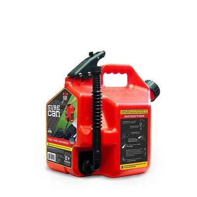 SureCan Fuel Can 2 Gallon Gasoline SUR20G2