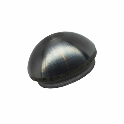 AJK Offroad Steel Tubing End Cap Round 1.75 OD 200111