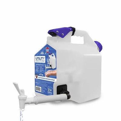 SureCan Utility Can 2 Gallon w/ Spigot SUR2SU1