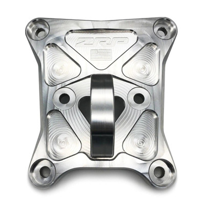 Zollinger Racing Products RZR Pro-XP Radius Rod Plate Aluminum Aluminum D-Ring 500152alal