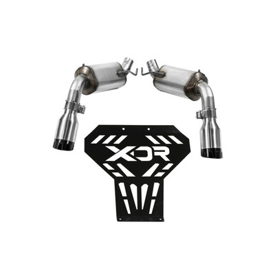 XDR Off-Road Can-Am Maverick 1000 Competition Exhaust 7202FM