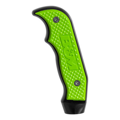 XDR Off-Road BandM Polaris RZR Magnum Grip Shifter Handle Green 81225
