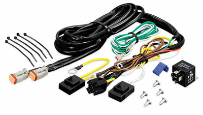 KC HiLites Add-On Wiring Harness 6316