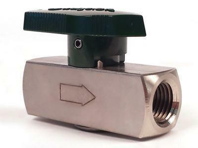 AGM Jack Plug Valve AGM-JPV-1000