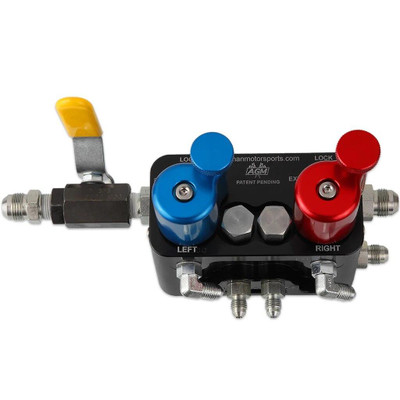 AGM Control Manifold Manually Operated AGM-CM-1100
