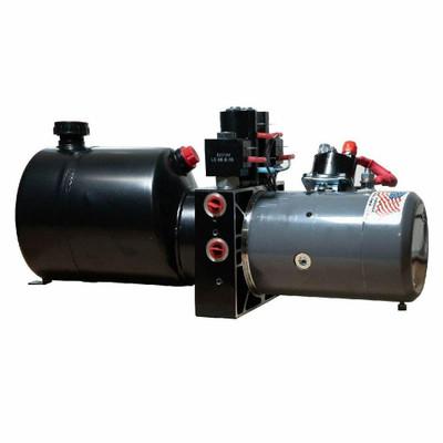 AGM Power Unit - Stand Alone Hydraulic Power Supply for Dakar Jack System Steel Tank AGM-CM-1200