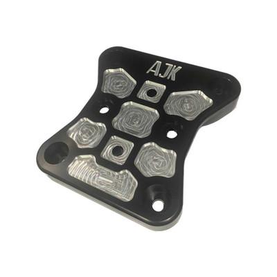 AJK Offroad Can-Am X3 Billet Aluminum Radius Rod Plate 200345