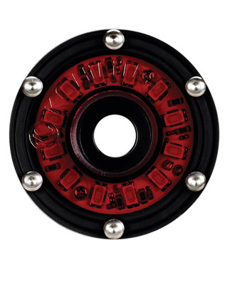 KC HiLites Cyclone LED Light Red 1353