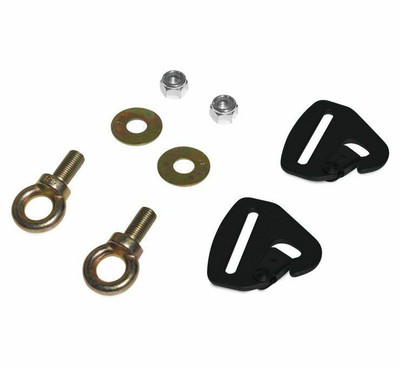 DragonFire Racing Quick-Release Snap Hook Harness Tab Kits 2 521298