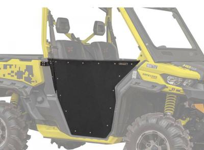 SuperATV Can-Am Defender Aluminum Doors 2-Door DOOR-CA-DEF-002-00