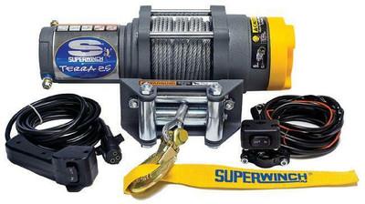 SUPERWINCH 12V ATV/UTV Utility Winch - Steel Rope Terra 25 1125220