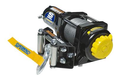 SUPERWINCH 12V ATV/UTV Utility Winch - Steel Rope LT4000 1140220