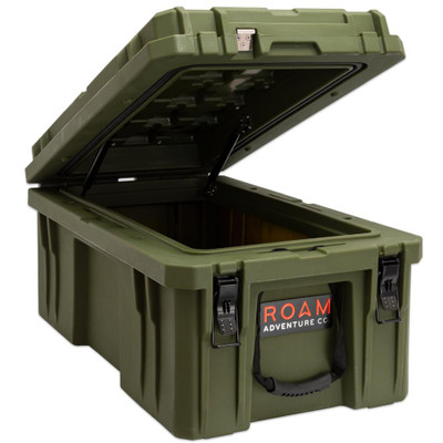 ROAM Adventure Co 105L Rugged Case Storage Box OD Green ROAM-CASE-105L-ODGREEN
