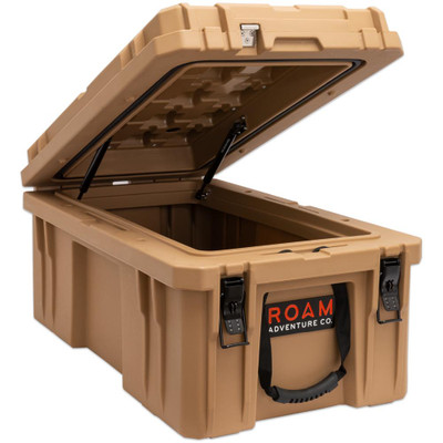 ROAM Adventure Co 105L Rugged Case Storage Box Desert Tan ROAM-CASE-105L-DESERTTAN