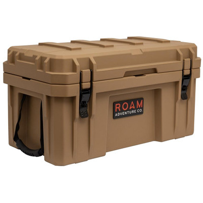 ROAM Adventure co 52L Rugged Case Storage Box Desert Tan ROAM-CASE-52L-DESERTTAN