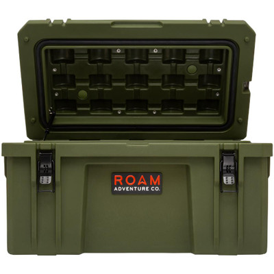 ROAM Adventure Co 82L Rugged Case Storage Box OD Green ROAM-CASE-82L-ODGREEN