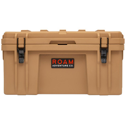 ROAM Adventure Co 82L Rugged Case Storage Box Desert Tan ROAM-CASE-82L-DESERTTAN