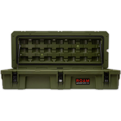 ROAM Adventure Co 95L Rugged Case Storage Box OD Green ROAM-CASE-95L-ODGREEN