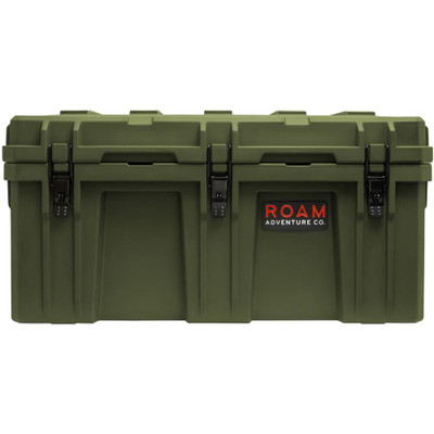 ROAM Adventure Co 160L Rugged Case Storage Box OD Green ROAM-CASE-160L-ODGREEN