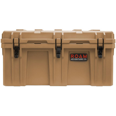 ROAM Adventure Co 160L Rugged Case Storage Box Desert Tan ROAM-CASE-160L-DESERTTAN