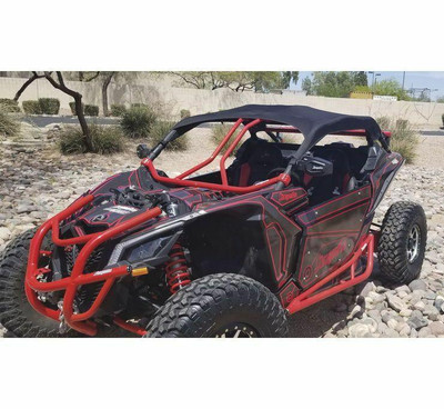 DragonFire Racing Can-Am X3 900 Soft Tops 2 Seat 521545