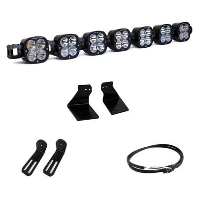 Baja Designs Ford Super Duty 7 XL Linkable LED Light Kits w/ Upfitter 447732UP