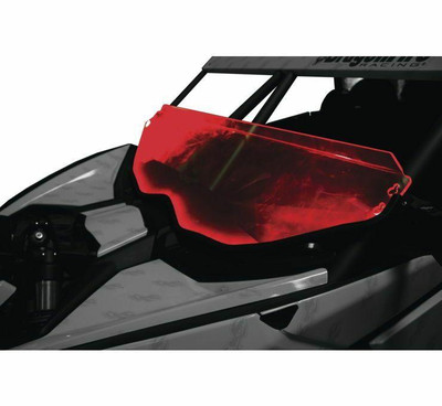 DragonFire Racing Windshield Light Red 522034