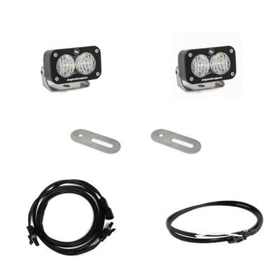 Baja Designs Ford Super Duty Reverse LED Light Kits w/ Upfitter 447733UP