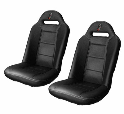 DragonFire Racing Polaris RZR HighBack XL Seat Black 521424